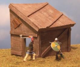 MM 03036 Maueranbau aus Holz (2)