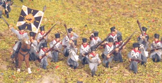 Waterloo >> 1/72 Schlacht bei Waterloo 1815