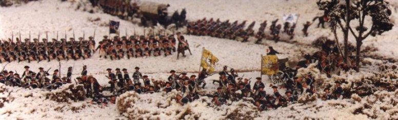 Einzelne Figuren Stammen Aus Der Revell Reihe Siebenjhriger Krieg Berwiegende Teil Sind Zweckentfremdete Soldaten Des Amerikanischen