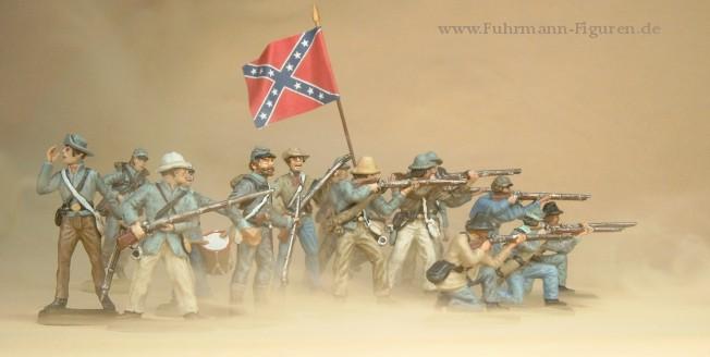 Revell Figuren 1:72 amerikanischer Bürgerkrieg