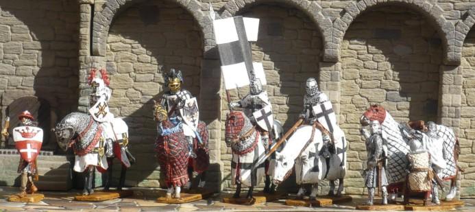 Teutonic Cavalry Commandset A